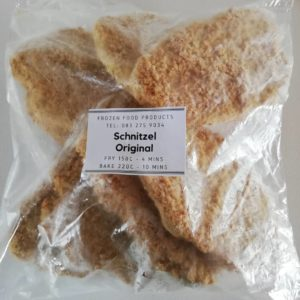 Crumbed Products